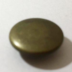 メタルホックボタン アンディークゴールド