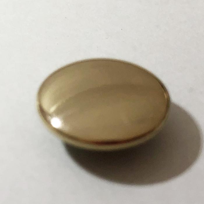 メタルホックボタン ゴールド